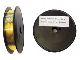 Reed wire, brass