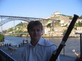 Vasily Suprunov - founder V.S.Bassoonreeds Unip.LDA