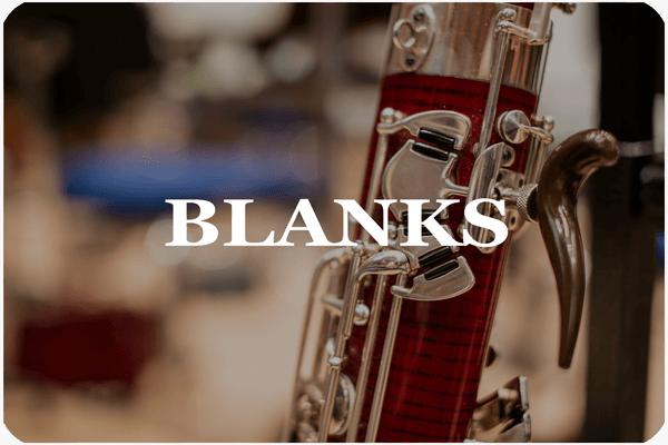 Bassoon blanks